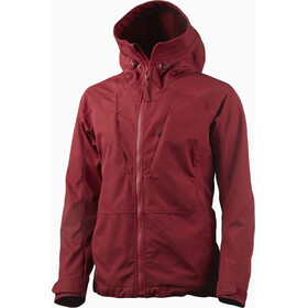 Lundhags Habe Jacket Dame dark red
